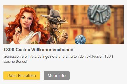 Reloadbet Casino Willkommensbonus